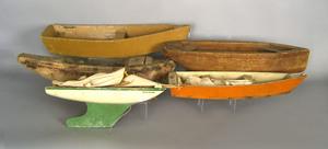 Five pond models.