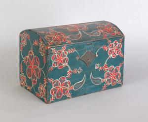 Lancaster County, Pennsylvania painted poplar boxy