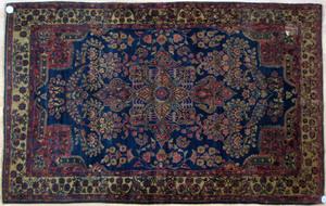 Ferraghan throw rug, 6'9