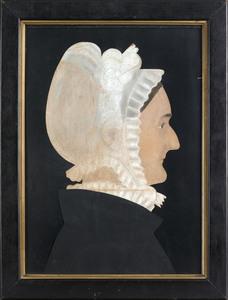 Ruth Henshaw Bascom(American, 1772-1848), mixed me
