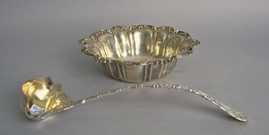 Bailey, Banks, & Biddle sterling silver bowl, 2 1/