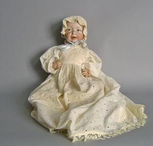 K & R porcelain doll.