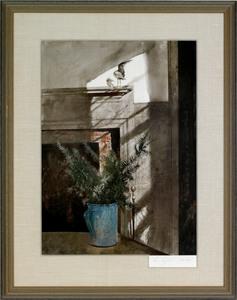 Andrew Wyeth(American, b. 1917), collotype titledB