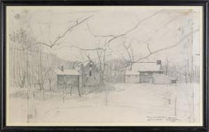Barclay Lawrence Jacob Rubincam(American, 1920-197