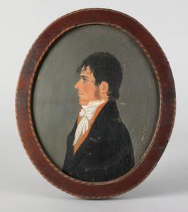 Jacob Eichholtz(American, 1776-1842), attributed,m