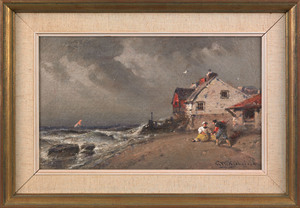 George Washington Nicholson(American, 1832-1912),i