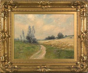 Edward B. Gay(American, 1837-1928), oil on canvasa