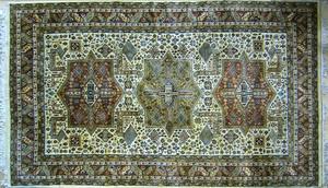 Shirvan rug, ca. 1970, 9'10