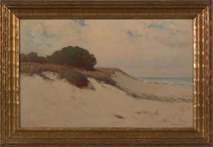 Charles Drew Cahoon(American, 1861-1951), oil on b