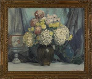Everett Lloyd Bryant(American, 1864-1945), oil ona