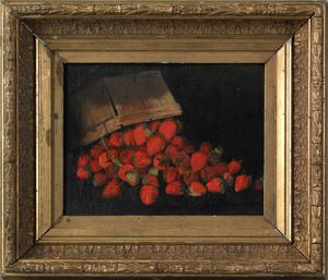 Joseph Decker(American, 1853-1924), oil on canvast