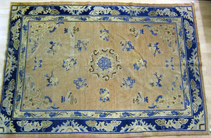 Chinese rug, mid 20th c., 8'8