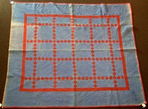 York County, Pennsylvania Amish quilt, early 20th.