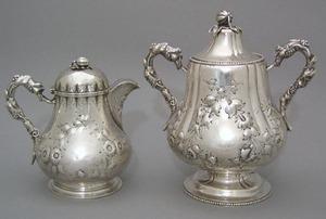 Charlestown, South Carolina sterling silver chocol