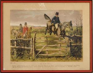 John Leech, after(British, 1817-1864) - Set of 10h