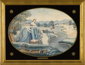 Ann Gill(American, 1758-1830) - Fine Massachusetts
