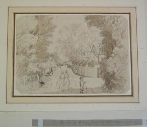 English School, early 19th c. - Three watercolor t