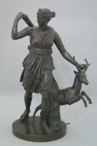 Benedetto Boschetti(Italian) - Classical bronze fe