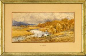 Thomas James Soper(British, early 19th c.) - Water