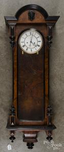 Vienna regulator clock, 42