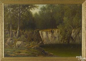 Charles Wilson Knapp (American 1823-1900)