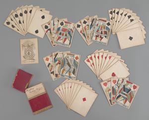 Samuel M. Stewart, Philadelphia, full deck of play