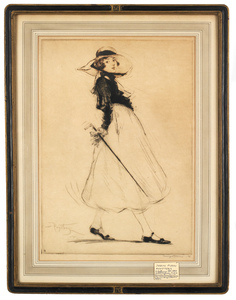 Josef Pierre Nuyttens (American, 1885-1960), signe