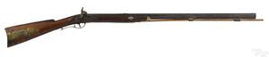 Pennsylvania half stock percussion rifle