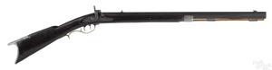 Percussion half stock rifle