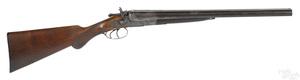 Manhattan Arms Co. double barrel coach gun