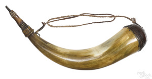 York County, Pennsylvania screw tip powder horn