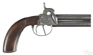 Two percussion pistols