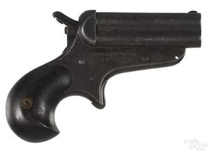Sharps model 4 pepperbox pistol