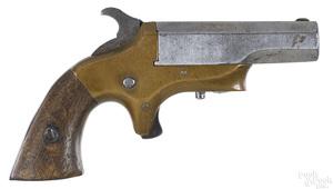Merrimack Arms {Southerner} derringer pistol