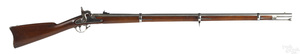 Excellent US Springfield model 1864 rifled musket