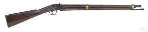 Jenks US Navy mule ear carbine
