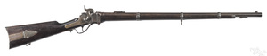 Sharps {New Model 1859} Navy contract rifle