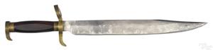 US Civil War Confederate bayonet