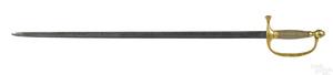 Ames Mfg. Co. Civil War musicians sword