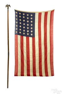 Civil War 35 star American flag
