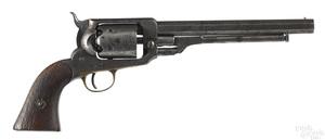 Whitney Navy percussion revolver