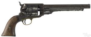 Martially marked Whitney Navy conversion revolver