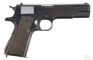 Colt US Army model 1911-A1 semi-automatic pistol