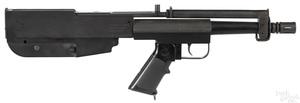 Gwinn Firearms Bushmaster semi-automatic arm pisto