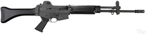 Korean Daewoo AR-100 semi-automatic rifle