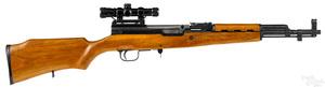Chinese Norinco SKS semi-automatic rifle