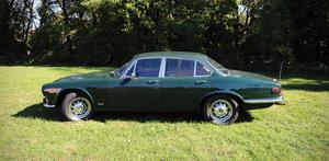 1973 Jaguar XJ6 Series 1, approximately 73,000 ori
