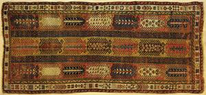 Kazak carpet, ca. 1900, 11' 4