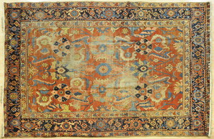 Heriz carpet, early 20th c., 13' 3
