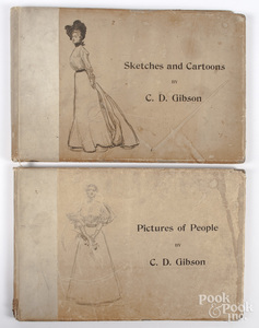 Two volumes, to include one volume of pictures